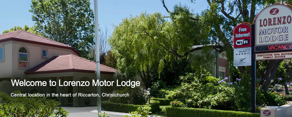 Welcome to Lorenzo Motor Lodge